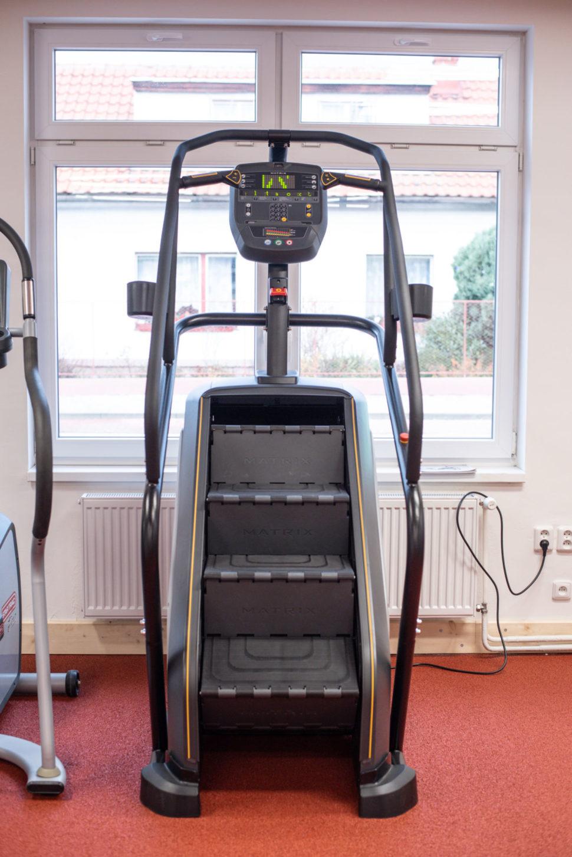 Fitness TOPAZ schody