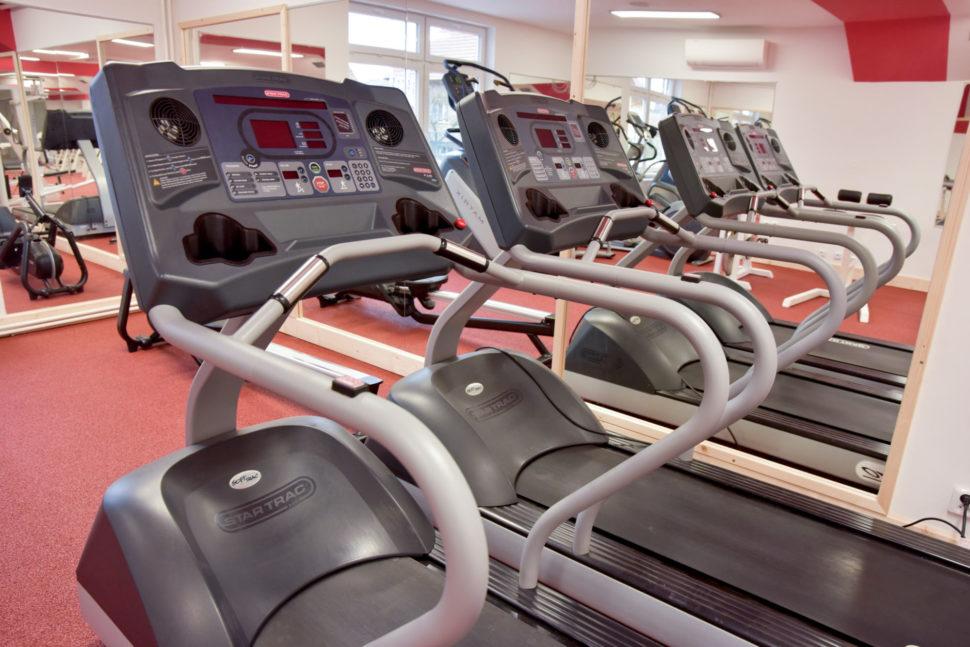 Fitness TOPAZ kardio zóna