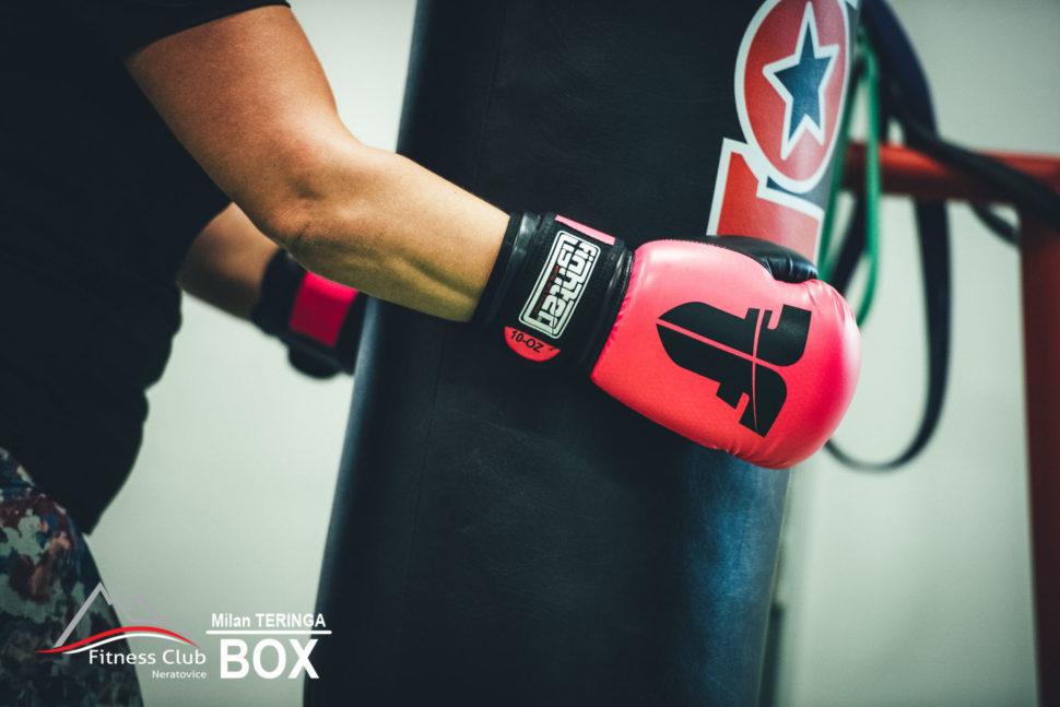 Kondiční box sMilanem