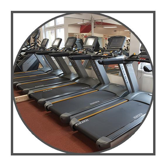 Kardio zóna Fitness Topaz