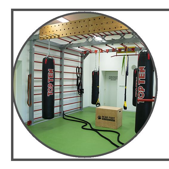 Konstrukce Fitness TOPAZ
