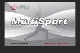 Fitness TOPAZ - Multisport